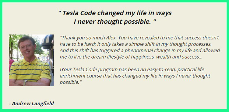 what is tesla code secrets