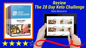 28 Day Keto Challenge Plan