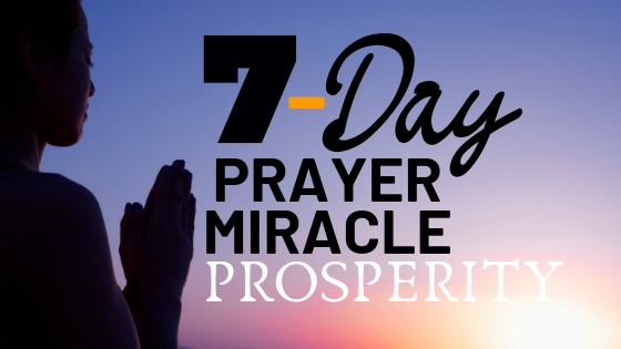 7 Day Prayer Miracle bonuses