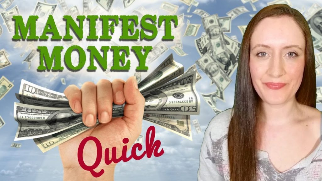 manifest money in 24 hours